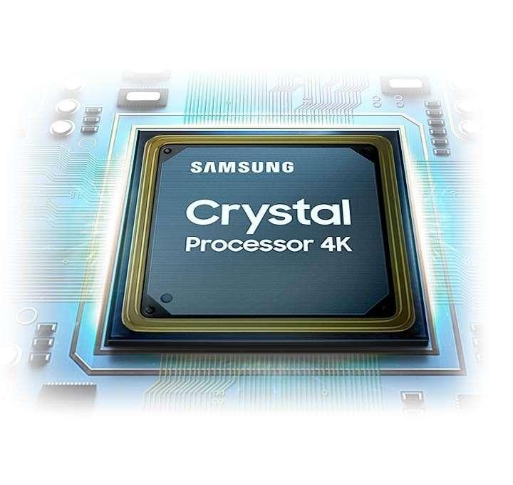 bộ xử lý Tivi Samsung UA65TU8000