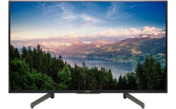 Android Tivi Sony 4K 49 inch KD-49X8500G/S Mẫu 2019